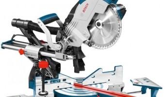 Scie radiale GCM8SJL de Bosch : Notre test !