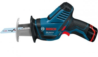 Vente OneDay : -15% sur la scie sabre GSA10,8V-LI de Bosch