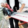 Test de la scie KSS 400 36V de Mafell