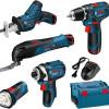 Test Bosch Kit 5 outils : le pack des pros !