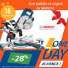 Offre spéciale sur la scie radiale Bosch GCM800SJ !