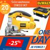 Vente Oneday : la scie sauteuse DW331KT de chez Dewalt à -25%