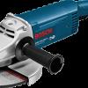 Test : la meuleuse Bosch GWS20-230H