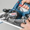 Test Nouveauté Bosch : la scie circulaire GKS18V57G, Un concentré de technologie!