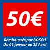 Offre de remboursement meuleuse Bosch