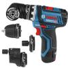 Découvrez la nouvelle perceuse GSR12V-15FC de chez Bosch
