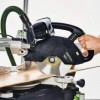 Test de la nouvelle scie à onglets radiale Kapex KS 60 de Festool