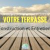 Votre terrasse : tous nos conseils de construction et d'entretien