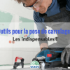 L'outillage indispensable du carreleur