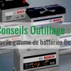 Nouvelle gamme de batteries Bosch ProCore