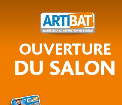 Salon artibat 2012: exposition d'outillage professionnel