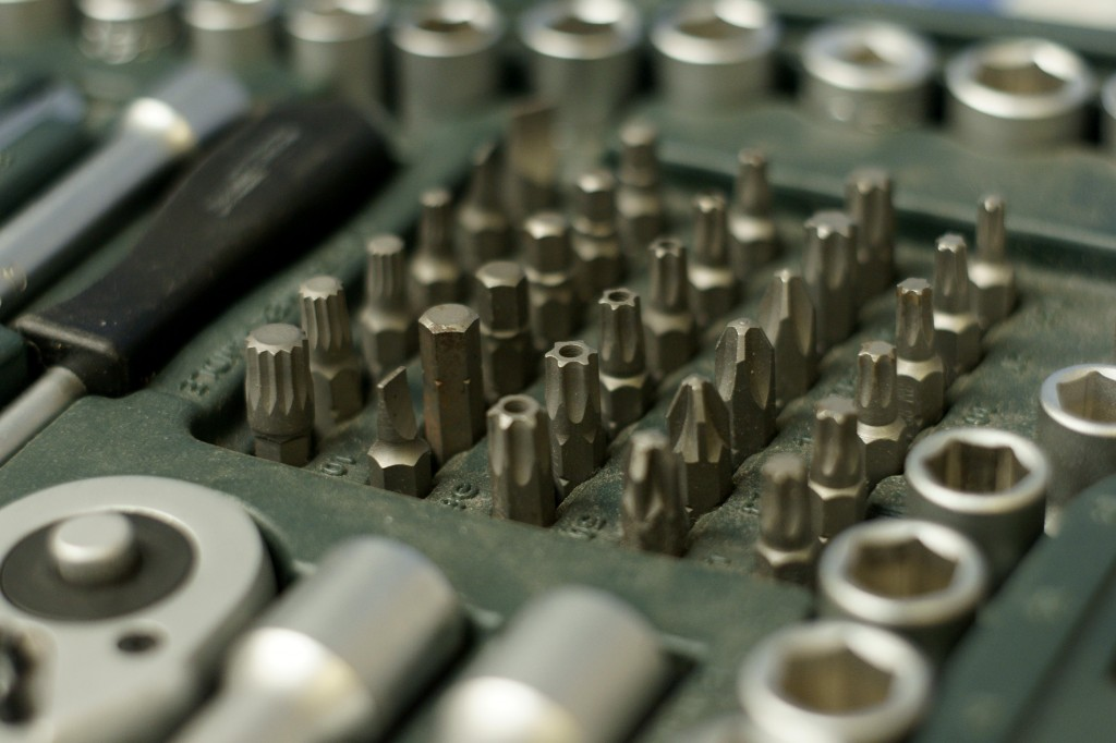 Des accessoires pour outils pros