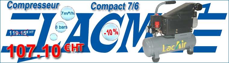 Compresseur Compact Lacme