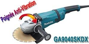 Makita technologie Anti Vibration