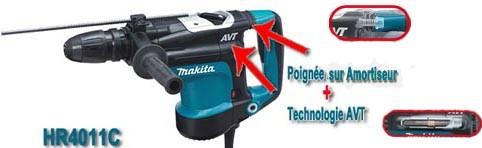 anti-vibration Makita