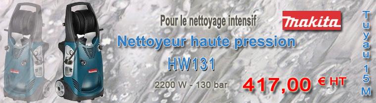 Nettoyeur haute-pression Makita HW131