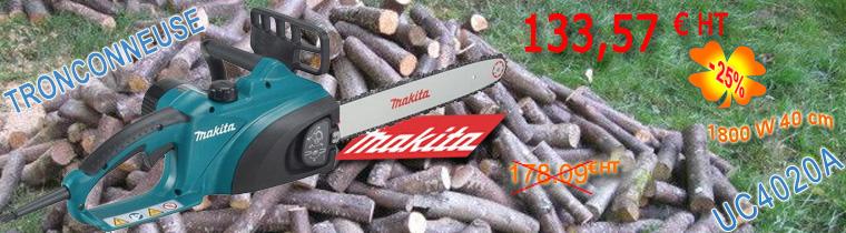 tronçonneuse Makita UC4020A