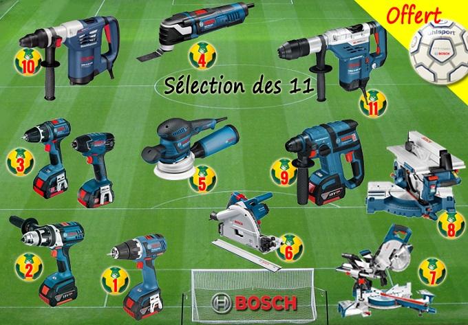 Offre coupe du monde Bosch