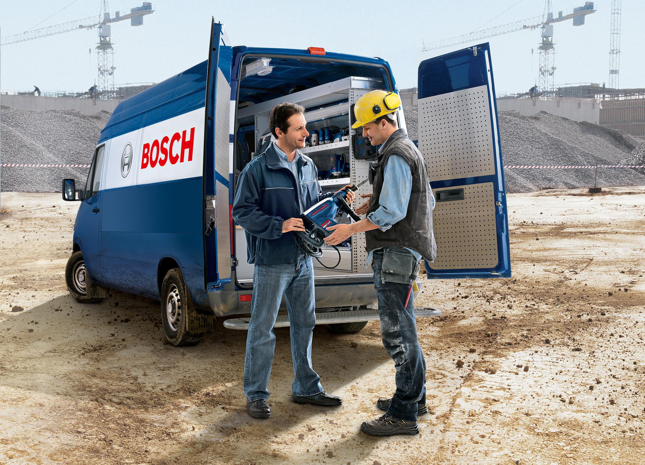 Bosch : histoire de la section outillage