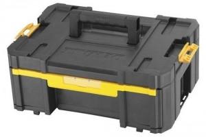 Coffret T STAK Dewalt pour transporter des outils