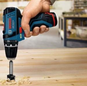 Choisir perceuse visseuse sans fil GSR 10,8V Bosch