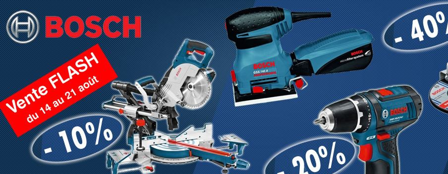 Outillage professionnel Bosch