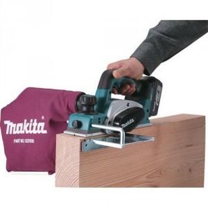 Makita rabot sans fil 82mm 18v
