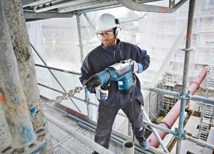 test perforateur burineur Bosch