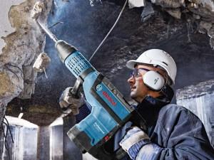 perforateur burineur professionnel Bosch