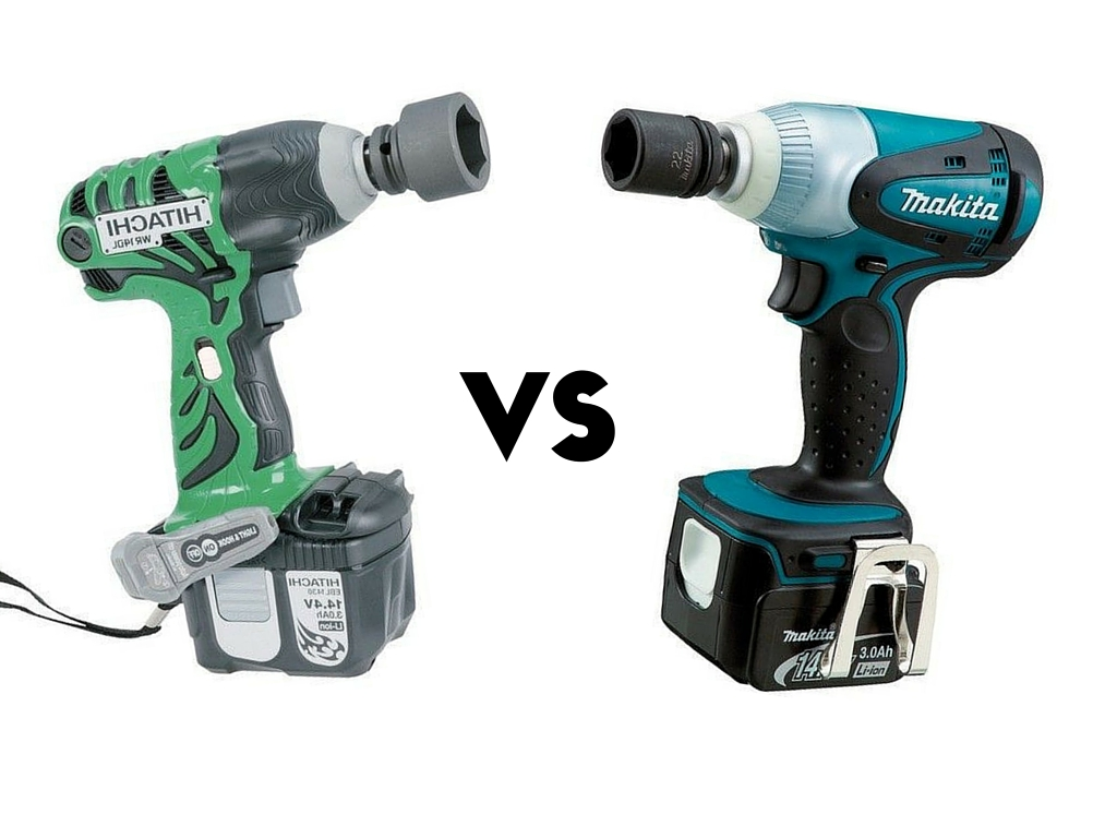 comparatif boulonneuse hitachi makita