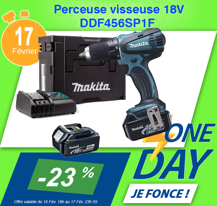 vente flash makita