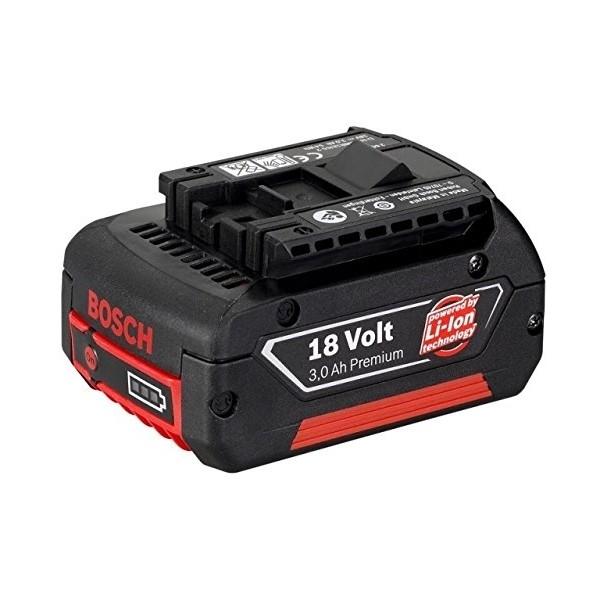 batterie Bosch 18V 3Ah
