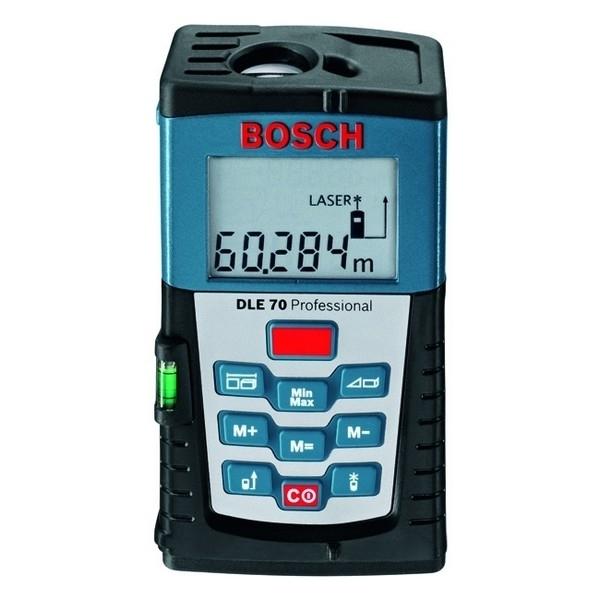 Télémètre laser DLE70 Bosch
