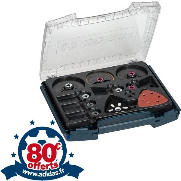 set i-boxx de 36 accessoires Bosch - Guédo Outillage
