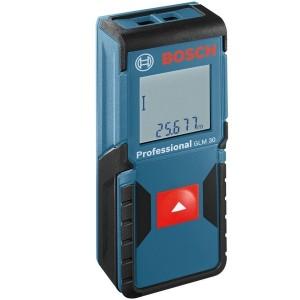 BOSCH Télémètre Laser portée 30m - GLM 30