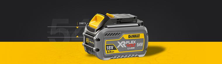 gamme XR Flexvolt Dewalt