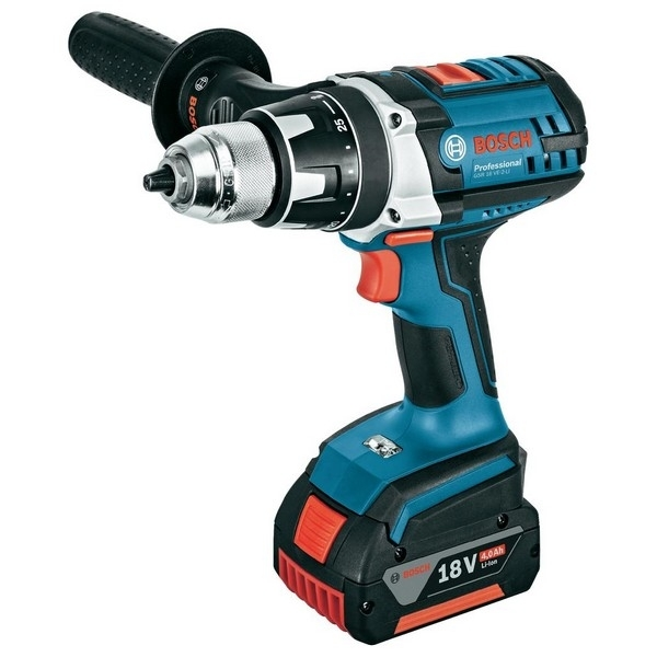 BOSCH Perceuse visseuse 18V - GSR18VE-2LI 4Ah