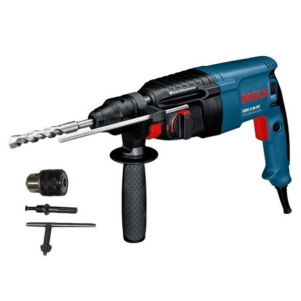 BOSCH Perforateur 800W Sds plus GBH2-26RE
