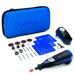 DREMEL 7700 Outil multi usage 7,2V + 20 accessoires
