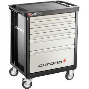 FACOM Servante atelier chrono+ 6 tiroirs - CHRONO.6M3PB