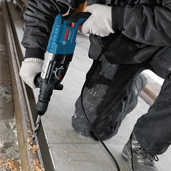 perforateur burineur GBH2-28F bosh perce métal