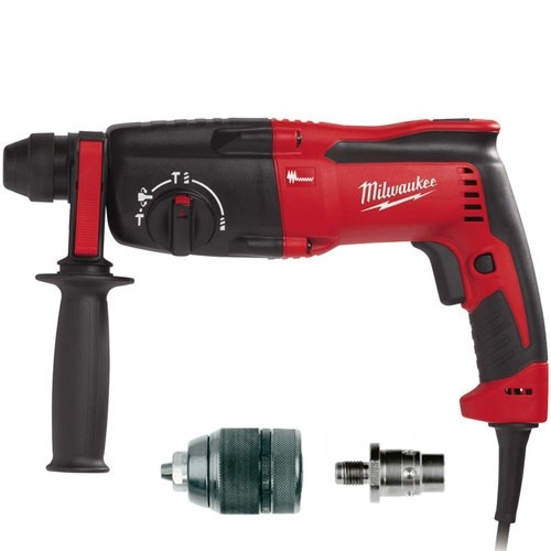 Perforateur burineur SDS-Plus Milwaukee