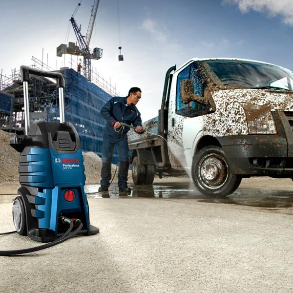 Le nettoyeur haute pression Bosch GHP 5-55 à l'essai
