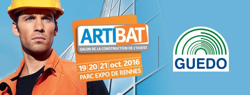 Guedo Outillage au salon Artibat 2016 Rennes