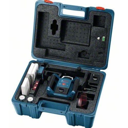 Mallette de transport BOSCH Laser rotatif auto H portée Ø 400 m - GRL400H 0601061800
