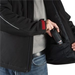BOSCH Veste chauffante + 1 batt + charg 10.8V-LI et sa batterie