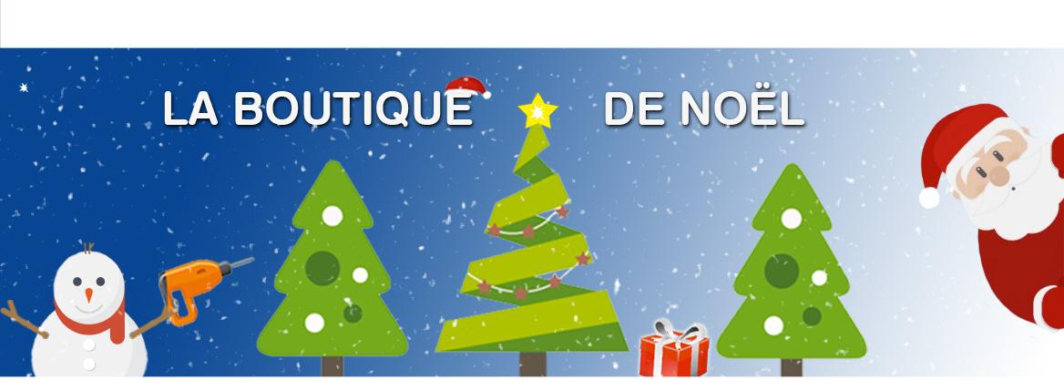 boutique de Noël Guédo Outillage