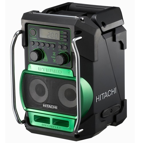 HITACHI Radio de chantier - UR18DSL L4