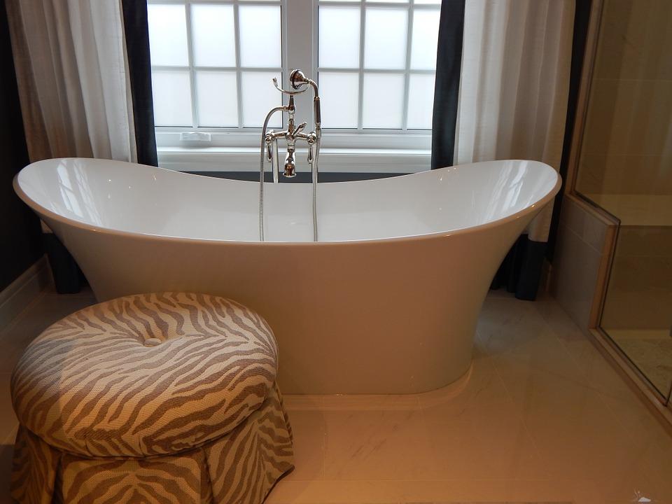 baignoire design salle de bains
