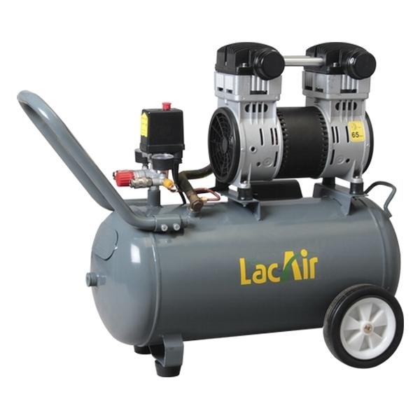 LACME Compresseur monobloc sans huile silencieux 12/40 SH - 461.920